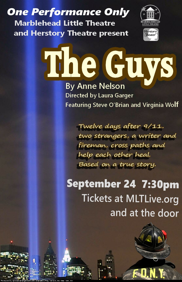 the guys web poster
