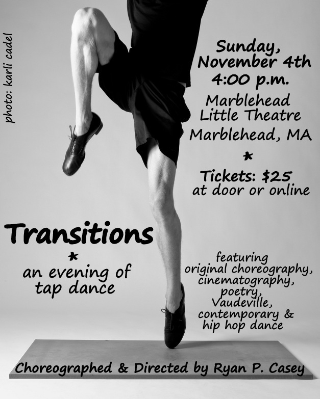 Transitions Poster - Marblehead
