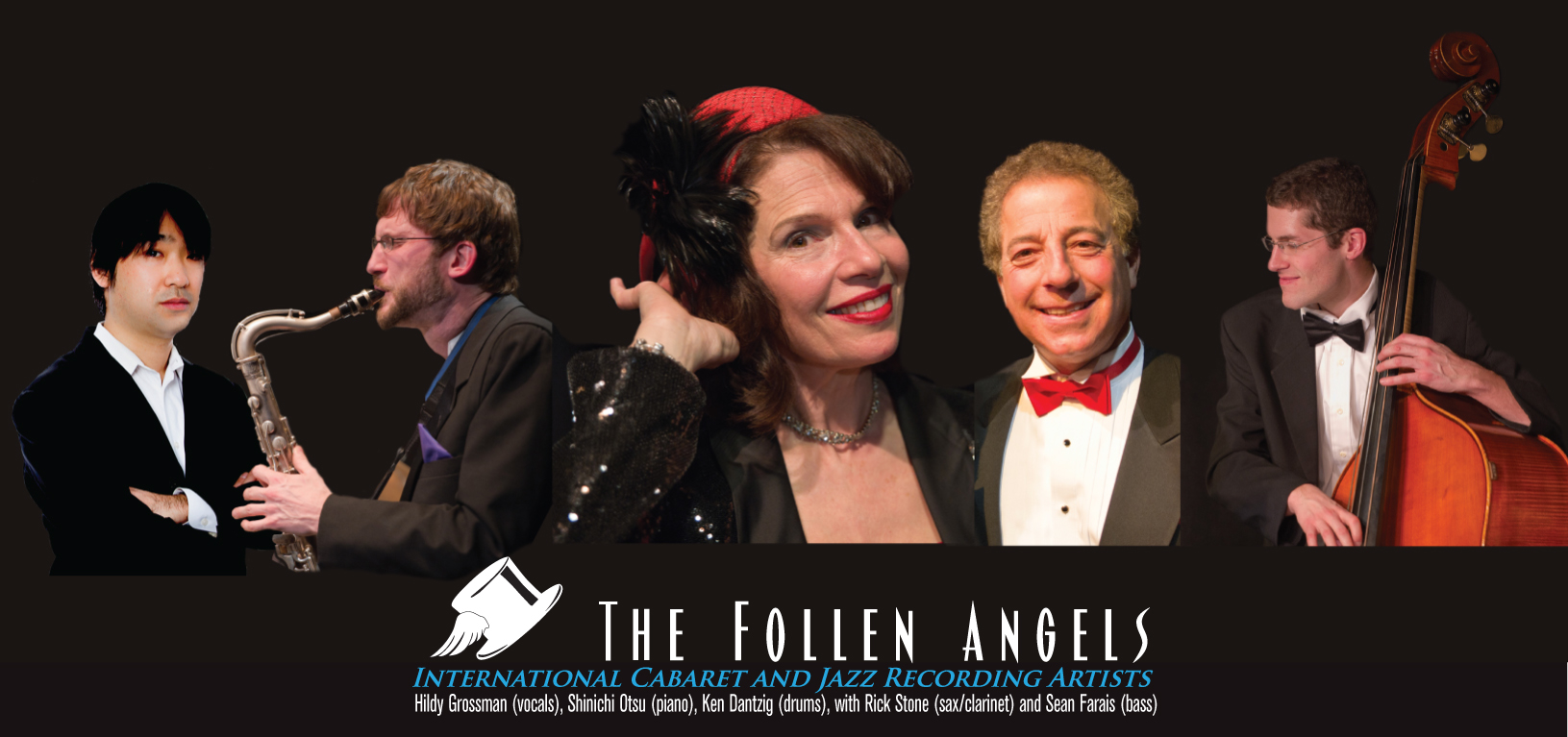 THE FOLLEN ANGELS 12-7-13 M-L-T GERSHWIN COLE PORTER #2