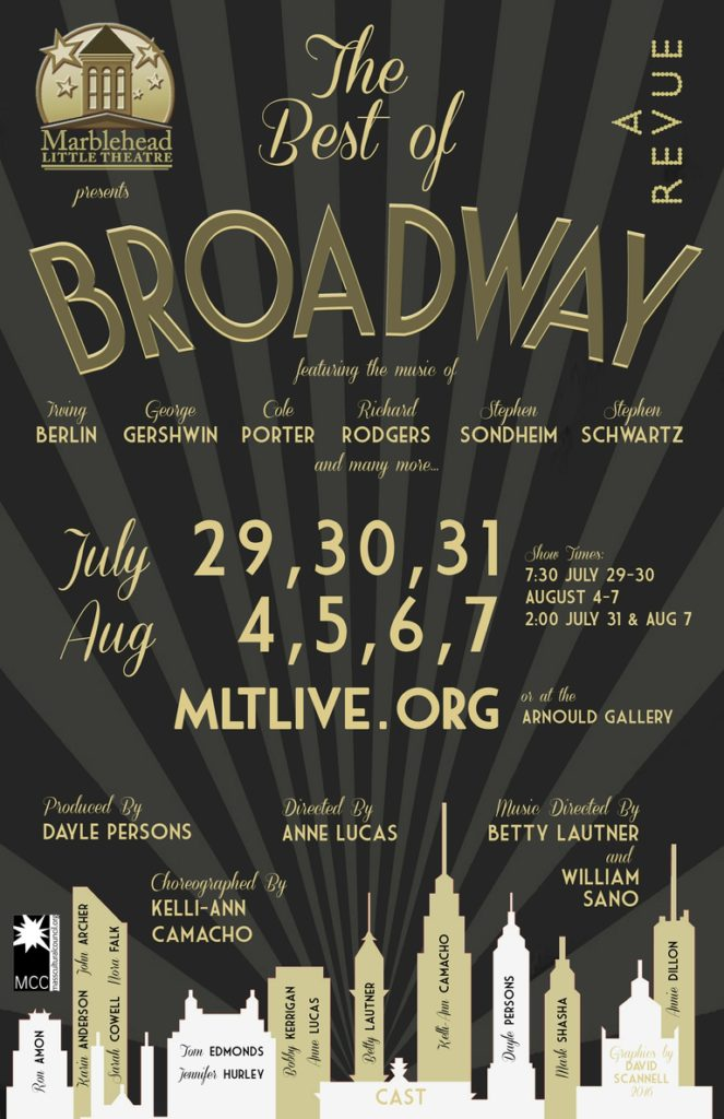 Poster Best of Broadway web