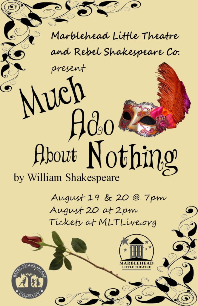 Much ado Poster web
